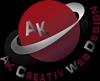 AK Creativ Web-Mediendesign – Web – Druck – Marketing Logo