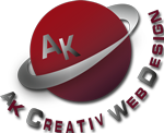 AK Creativ Web-Mediendesign – Web – Druck – Marketing Logo